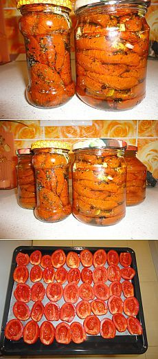 Вяленые помидоры. Zucchini, Russian Recipes, Kimchi, Food Styling, Preserves, Celery, Family Meals, Pickles, Food To Make