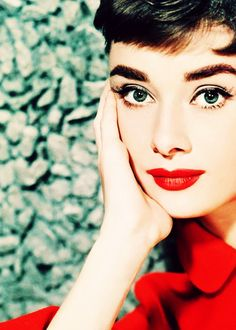 The great, Audrey Hepburn