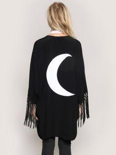Moon Kimono - Trend: Halloween at Gypsy Warrior