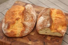 Karens Kitchen Stories: Rustic Potato Loaves
