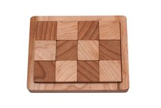 Young Minds At Play - Square Tessellation Pattern Blocks