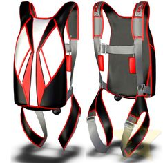 Infinity Skydiving Rig Gear Package