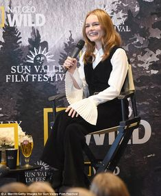 Don Black, Stella Artois, Sun Valley, Kate Bosworth, Old Actress, Mail Online, Daily Mail, Film Festival