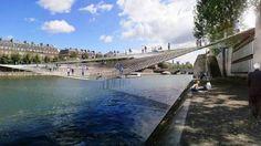 bureau faceB has won Paris bridge competition