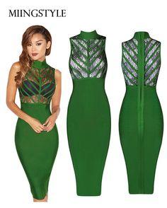 2016 Atractivo del vendaje de moda de nueva vestido maxi Vestido largo maxi al por mayor con los servicios DEL OEM