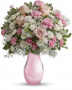 Teleflora's Radiant Reflections Bouquet Bouquet
