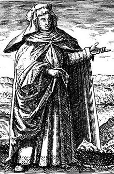 Maria the Prophetess: Mother of Alchemy  Engraving depicting Maria Prophetissima from Michael Maier's book Symbola Aurea Mensae Duodecim Nationum (1617).