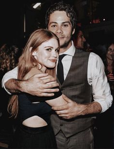 Dylan and Holland Teen Wolf Stydia, Teen Wolf Boys, Teen Wolf Dylan, Teen Wolf Stiles, Teen Wolf Cast, Dylan O'brien, Styles And Lydia, Teen Wolf Imagines, Teen Wolf Quotes