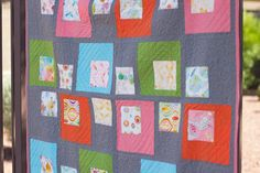 In Flight Quilt Pattern by OnWilliamsStreet on Etsy