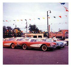 1000 images about vintage car dealerships on pinterest car dealerships chevrolet dealership. Black Bedroom Furniture Sets. Home Design Ideas