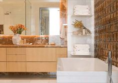 Bathroom go green: Tricks and tips to follow 3 #bathroom #green #eco #DIY