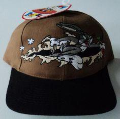 Vintage Bugs Bunny Looney Tunes Deadstock Snapback Hat VTG by StreetwearAndVintage on Etsy Team Shirts, Bugs Bunny, Looney Tunes, Snapback Hats, Vintage Shops, Old School, Cotton, Etsy, Shopping