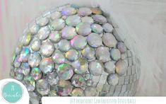 I'm totally in love with the look of iridescent party products. They are almost (almost!) to pretty to look at. If you love unicorns and rainbows you will love iridescence for New Year's Eve! It has a fantastic light reflecting quality that screams party time, as well as picking up fun blue's, pinks and purples, …