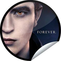 Roxy Terra's The Twilight Saga: Breaking Dawn - Part 2: Edward Sticker   GetGlue