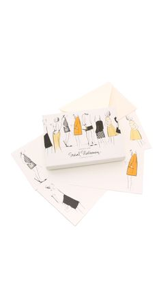 Rifle Paper Co Desktop Notepad & Parisan Notebook Set | SHOPBOP