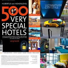 500 VERY BEST HOTELS | GERMANY | MARCH 2015