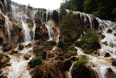 pearl shoal waterfall