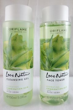 Wonderful.Moments: Oriflame - Aloe Vera Reihe