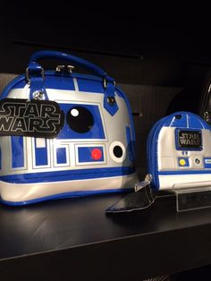 May the force be with you! #Loungefly bags at #WWDMagic