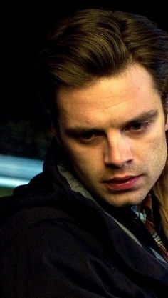"""Just stay cool, okay man? Draw attention to ourselves & they'll know something's up."" But he couldn't stay calm, they'd taken her & it was all his fault. Sebastian Stan, Bucky Barnes, Ben Barnes, Winter Soldier Bucky, Bucky And Steve, Bae, Winter Kids, Raining Men, Stucky"