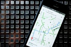 Awesome travel hack for accessing local maps without having WIFI availability