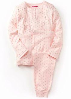 Polka Dot Breastfeeding & Maternity Pyjamas