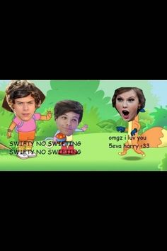 Gtfo Swifty #YOLOSWAG
