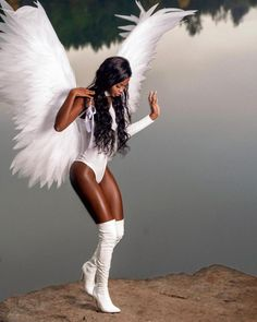 Black Angel Costume, Angel Wings Costume, Cosplay Wings, Angel Halloween Costumes, Halloween Fashion, Halloween Outfits, Trendy Halloween, Tumi, Angel Wings Pictures