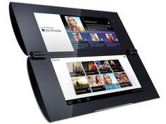 Sony Tablet Pシリーズ 3G+Wi-Fiモデル 4GB SGPT211JP/S の製品画像