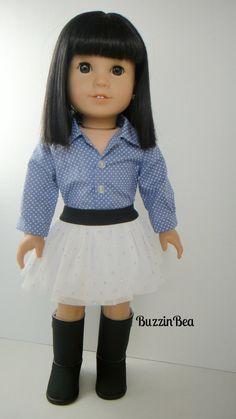 American Girl Doll Clothes. Super cute!