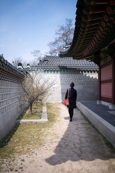 'Changdeokgung (The palace of Joseon Dynasty)' - Seoul, Republic of Korea, 2013