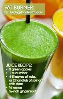 Fat Burning Juice Recipe