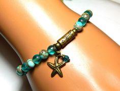 womens starfish bracelet