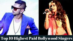 Top 10 Highest Paid Bollywood Singers | Top Highest Paid Bollywood Singe...