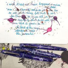 Esterbrook The Journaler Nib A Great Writer for Handwriting and Journaling 4 - Azizah Asgarali