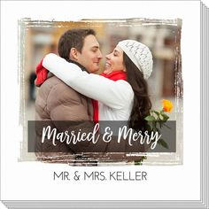 Married & Merry Brus