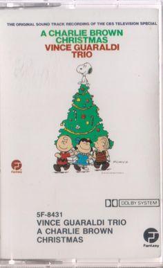 A Charlie Brown Christmas: The Original Sound Track Recording  Vince Guaraldi  UPC: 025218843140