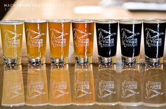 Lone Tree Brewing Co. Taster Flight