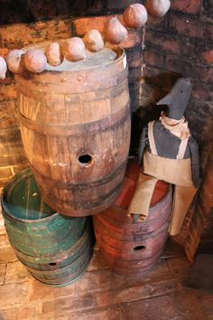 Early Barrels ~