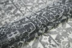 2017 primavera/estate Organza raso seta tessuto grigio