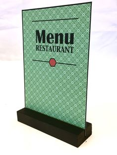 Retail Sign Holder + Large Size Sign Holder + Card Holder + Sign Holder + 5inch + menu holder + Set of 20 + Made in America by G360design on Etsy