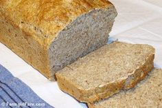 """""""Almost Too Easy Whole Wheat Beer Bread Recipe"""""""