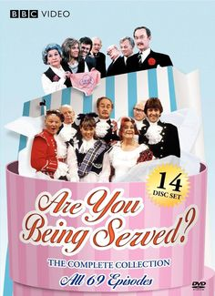 Are You Being Served The Complete Collection (DVD)