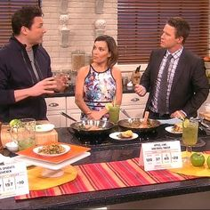 Rocco DiSpirito's 'Cook Your Butt Off' Recipes including Brussel Sprouts with Chicken