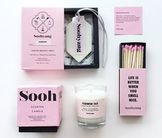 scented wax tablet from Soohyang - Google Search