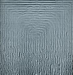 Gerhard Richter  Traînées grises 1968 200 cm x 200 cm Huile sur toile