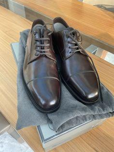 Tom Ford Derby Shoes UK 8 / EU 42 BNiB -RRP £1,190 · $425.00 Loafer Shoes, Loafers, Tom Ford Shoes, Brown Brogues, Shoe Deals, Derby Shoes, Shoes Uk, Grid, Toms