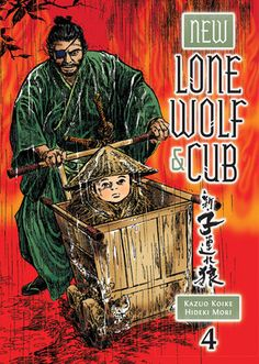 New Lone Wolf & Cub Volume 4 TPB