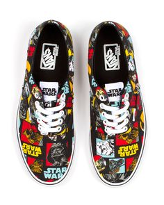 0649c34299b Sneakers For Girl   Vans Star Wars Collection