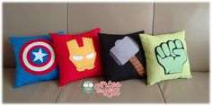 Discover recipes, home ideas, style inspiration and other ideas to try. Diy Pillows, Throw Pillows, Small Game Rooms, Man Pillow, Hulk, Craft Gifts, Kids Bedroom, Fun Crafts, Playroom